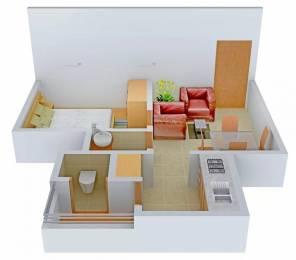 610 sqft, 1 bhk Apartment in Nebula Aavaas Changodar, Ahmedabad at Rs. 15.0000 Lacs