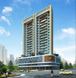 1306 sqft, 2 bhk Apartment in KT Sai Kutir Koperkhairane, Mumbai at Rs. 1.3800 Cr