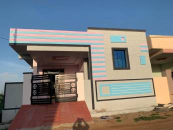 1350 sqft, 2 bhk IndependentHouse in Builder Project Nadergul, Hyderabad at Rs. 49.0000 Lacs