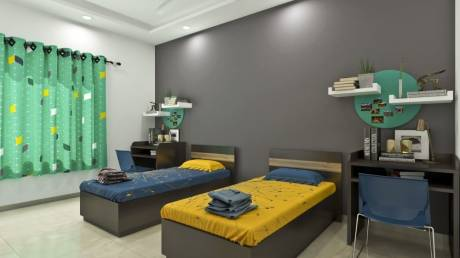 200 sqft, 1 bhk IndependentHouse in Builder Stanza Living Lille House Hostel PG for Boys Bannerghatta, Bangalore at Rs. 10000