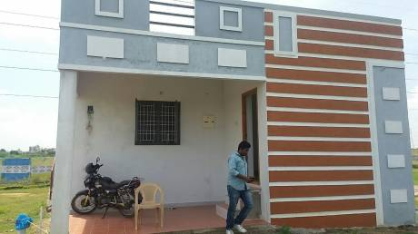 828 sqft, 1 bhk IndependentHouse in Builder vmgardenmelamaiyur Chengalpattu, Chennai at Rs. 27.3000 Lacs