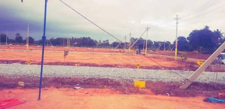 2400 sqft, Plot in Builder Enrich Green City Jalahalli west near iyyappa temple, Bangalore at Rs. 43.2000 Lacs