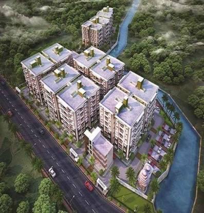 970 sqft, 2 bhk Apartment in Builder Subhashree Tower Sundarpada, Bhubaneswar at Rs. 27.1600 Lacs
