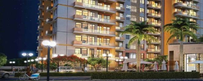 1849 sqft, 3 bhk Apartment in Eldeco Luxa Mohibullapur, Lucknow at Rs. 99.3600 Lacs