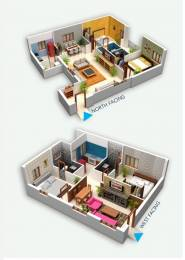 1230 sqft, 2 bhk Apartment in Builder Project Mangalam, Tirupati at Rs. 41.2050 Lacs