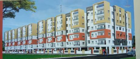 1650 sqft, 3 bhk Apartment in Bharathi Capital Square Koppuravuru, Guntur at Rs. 47.0000 Lacs