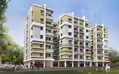 1174 sqft, 3 bhk Apartment in Shrachi Green View Bamunara, Durgapur at Rs. 15000