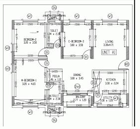 1364 sqft, 3 bhk Apartment in Builder Project Kotramangalam, Tirupati at Rs. 38.5000 Lacs