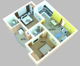 965 sqft, 2 bhk Apartment in Trehan Status Residency Sector 94 Bhiwadi, Bhiwadi at Rs. 25.0000 Lacs