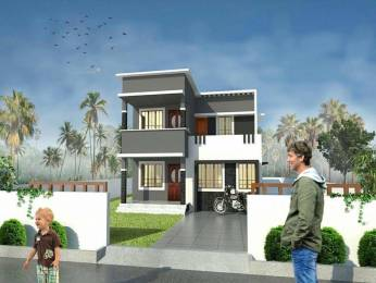 750 sqft, 2 bhk IndependentHouse in Builder Vinayak city Bhatagaon, Raipur at Rs. 26.1360 Lacs