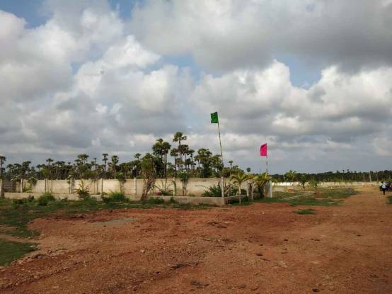 1503 sqft, Plot in Builder utkarsha developersparadise bhogapuramvisakhapatanam Bhogapuram, Visakhapatnam at Rs. 20.0400 Lacs