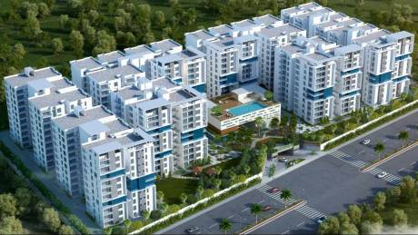 1395 sqft, 2 bhk Apartment in EIPL Apila Gandipet, Hyderabad at Rs. 72.5400 Lacs