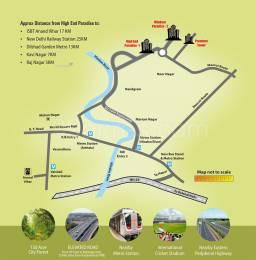 915 sqft, 3 bhk Apartment in Windsor Paradise 2 Raj Nagar Extension, Ghaziabad at Rs. 28.5000 Lacs