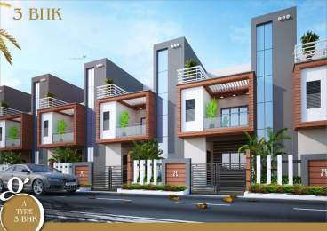 1432 sqft, 3 bhk IndependentHouse in Neel Neel Vihar Villas Chandrakiran Nagar, Nagpur at Rs. 41.9900 Lacs