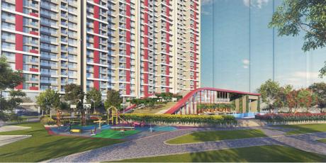 650 sqft, 1 bhk Apartment in Shapoorji Pallonji Northern Lights Thane West, Mumbai at Rs. 85.0000 Lacs