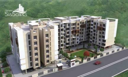1348 sqft, 3 bhk Apartment in Raheja Group Rahejas Sky Scapes Saddu, Raipur at Rs. 65.0000 Lacs