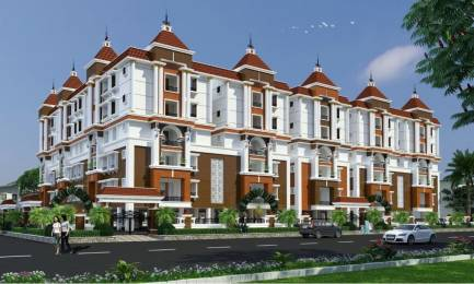 1410 sqft, 3 bhk Apartment in Builder Project Palakaluru Road, Guntur at Rs. 45.1200 Lacs