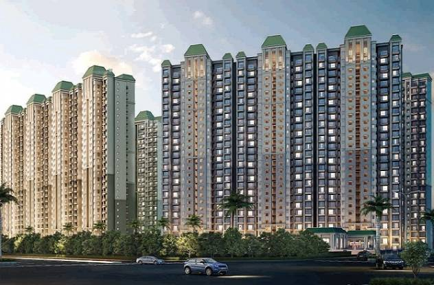 1900 sqft, 3 bhk Apartment in ATS Destinaire Sector 1 Noida Extension, Greater Noida at Rs. 85.2300 Lacs