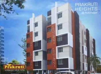950 sqft, 2 bhk Apartment in Prakruti Heights Gajuwaka, Visakhapatnam at Rs. 26.6000 Lacs