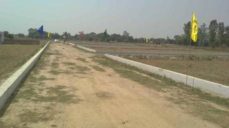 1500 sqft, Plot in Builder Garden Estate Gomti Nagar Extension, Lucknow at Rs. 19.5000 Lacs