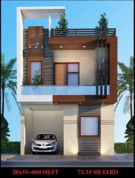 1600 sqft, 3 bhk Villa in Builder sunrise villa Crossing Republik, Ghaziabad at Rs. 46.3500 Lacs