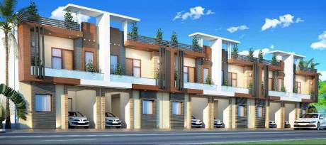 1600 sqft, 3 bhk Villa in Builder sunrise villa Crossing Republik, Ghaziabad at Rs. 46.2100 Lacs
