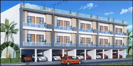 1607 sqft, 3 bhk Villa in Builder Sunrise Villa In Independent House Crossing Republik, Ghaziabad at Rs. 46.2500 Lacs