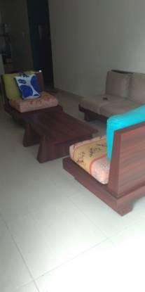 1200 sqft, 1 bhk Apartment in Naiknavare Trinity Court Koregaon Park, Pune at Rs. 17500