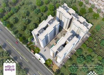 980 sqft, 2 bhk Apartment in Builder Project Railway Station Area, Surat at Rs. 2.0000 Lacs