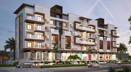 600 sqft, 1 bhk Apartment in Builder Project Manish Nagar, Nagpur at Rs. 27.0000 Lacs