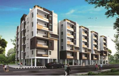 1350 sqft, 3 bhk Apartment in Sardar Nest Gajuwaka, Visakhapatnam at Rs. 37.8000 Lacs