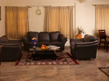 1400 sqft, 2 bhk Apartment in Builder Project Saket Nagar, Indore at Rs. 15000