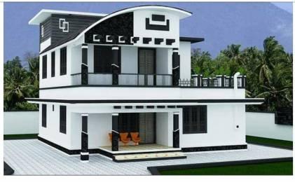 2000 sqft, 4 bhk Villa in Builder Smart Rseort Durgapur Bamunara Arra Malandighi Shibpur Joydev Kenduli Khagra Road, Durgapur at Rs. 40.2025 Lacs