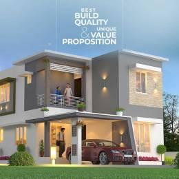 1550 sqft, 3 bhk Villa in Builder Prarthana river view homes Palakkad Main Road, Palakkad at Rs. 50.0000 Lacs