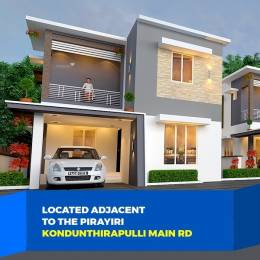 1551 sqft, 3 bhk Villa in Builder Prarthana river view villa Kalmandapam, Palakkad at Rs. 50.0000 Lacs