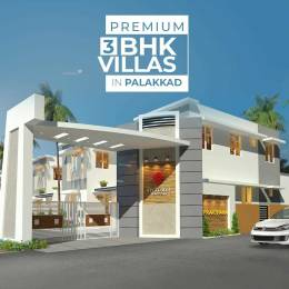 1551 sqft, 3 bhk Villa in Builder Prarthana river view luxury house Puthur, Palakkad at Rs. 50.0000 Lacs