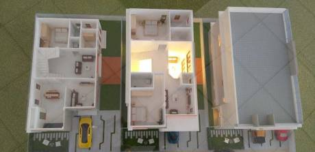 2418 sqft, 3 bhk Apartment in Builder Project Srisailam Highway, Hyderabad at Rs. 1.3920 Cr