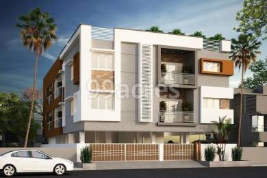 750 sqft, 2 bhk Apartment in Builder Project Ambattur, Chennai at Rs. 10000