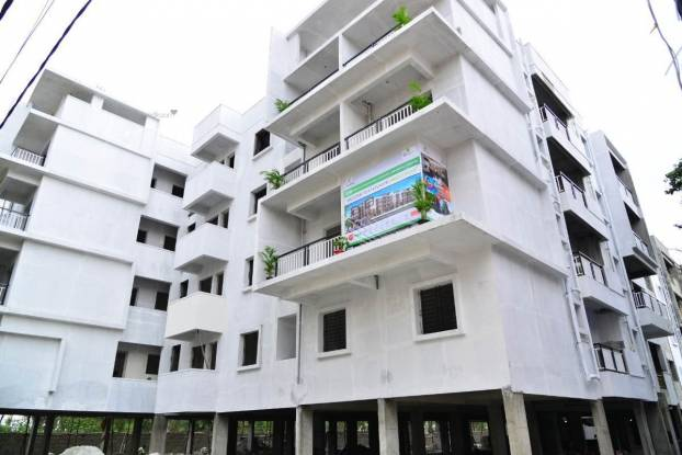 1167 sqft, 2 bhk Apartment in Builder Abhee Nandana hsr, Bangalore at Rs. 63.2671 Lacs