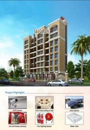 660 sqft, 1 bhk Apartment in Builder Sai darshan residency kalyan Kalyan, Mumbai at Rs. 38.4900 Lacs