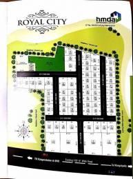 1548 sqft, Plot in Builder HMDA RoyalCity LayOut KongaraKalan To MangalPally 100 Feet Road Mangalpally, Hyderabad at Rs. 34.4000 Lacs