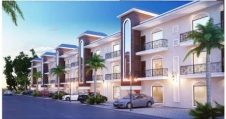 1152 sqft, 3 bhk Apartment in Shiwalik Palm City Sector 127 Mohali, Mohali at Rs. 31.9000 Lacs