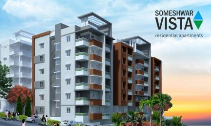 948 sqft, 2 bhk Apartment in Someshwar Someshwar Vista Kulshekar, Mangalore at Rs. 33.1800 Lacs