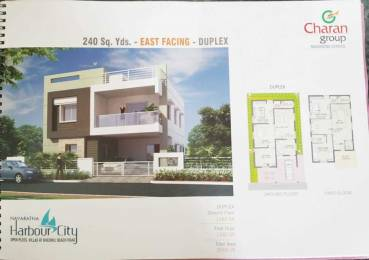 1503 sqft, 3 bhk Villa in Builder Project Sabbavaram, Visakhapatnam at Rs. 38.0000 Lacs