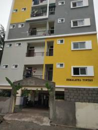 1000 sqft, 2 bhk Apartment in Builder HEMALATHA TOWERS Limra Colony Main Road, Vijayawada at Rs. 10000