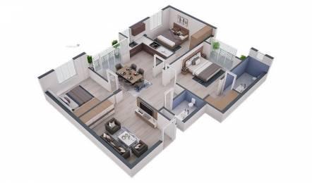 1347 sqft, 3 bhk Apartment in Builder Bilasi Enclave Patrapada, Bhubaneswar at Rs. 53.8800 Lacs