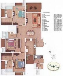 2159 sqft, 3 bhk Apartment in Dynamix Aldeia De Dona Paula, Goa at Rs. 65000