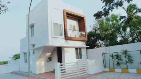 800 sqft, 2 bhk Villa in Builder Garden Villa Pudhu Thamaraipatti, Madurai at Rs. 32.5000 Lacs