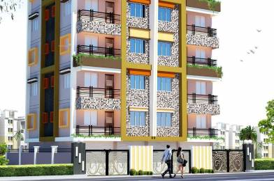 1047 sqft, 2 bhk Apartment in Builder KALPATARU BANGUR Bangur, Kolkata at Rs. 57.5850 Lacs