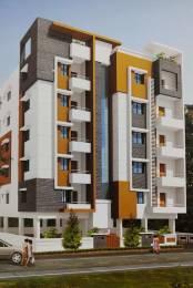 865 sqft, 2 bhk Apartment in Builder Project Chuttugunta Circle, Guntur at Rs. 18.1650 Lacs